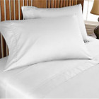 All US Sizes & Colors 6PC Bed Sheet Set 1000 Thread Count 100% Egyptian Cotton