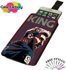 Lionel Messi Legend Football Player - Universal Leather Phone Case Cover