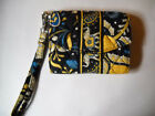 Ver Bradley Ellie Blue I Phone 4 Or 5 Smarthone Womens Wristlet Wallet