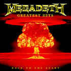 Greatest Hits: Back to the Start by Megadeth CD