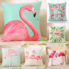 2019 USA Flamingo Home Decor Pillowcase Throws Pillow Case Waist Cushion Covers image