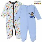 NEW Baby Rompers Long Sleeves 2 Pcs Soft Cotton Newborn Clothing Fashion Pajamas