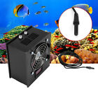 Professinal Chiller Temperatur Control 70W Aquairum Fish Tank Salt/Fresh Water R