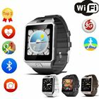 QW09 3G WIFI Android Smart Watch 4GB Bluetooth 4.0 Real-Pedometer SIM Card Hot