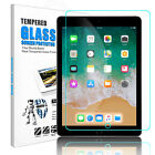 Tempered Glass Screen Protector Film+Pouch Bag For Apple iPad 9.7-inch 2017/2018