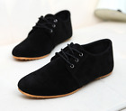 Fashion British Mens Casual Lace Slip On Loafer Shoes Moccasins Driving Shoes