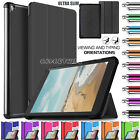 "Magnetic Flip Folio Smart Stand Case Cover For Amazon kindle Fire HD 10"" 7th Gen"