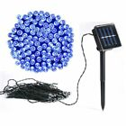 50 100 200 LED Solar Power Fairy Lights String Garden Outdoor Party Wedding Xmas <br/> 2 Mode✔Solar Power✔Christmas Decoration✔1 Year Warranty