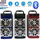 Bluetooth Speaker Portable Outdoor Wireless Speakers with USB/TF/Aux/FM Radio