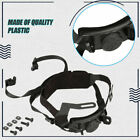 Military Tactic Airsoft Paintball Helmet Locking Chin Strap System Fast Helmet