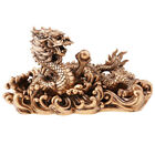 Resin Chinese Dragon Model Home Decor Accessories Arts and Craft Collectible image