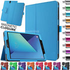 """Smart Case Cover New Leather Flip For Samsung Galaxy Tab S3 9.7"""" Inch T820 T825"""