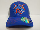 Boise State Broncos Cap Zephyr Stretch Fit Fitted Pregame Mesh Hat NCAA