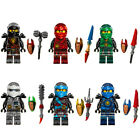 Lloyd,Kai,jay,Cole,Nya,Zane Mini Figures Lord Garmadon Pythor Ninjago Fit lego <br/> Choose from over 60 Different Characters Uk Seller