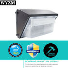 LED Wall Pack with Dusk-to-dawn Photocell, 70W Outdoor Commercial Light Fixture