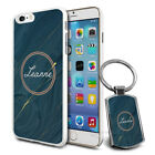 Personalised Marble Design Phone Case Cover & Keyring for Various Phones - 577