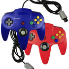 N64 Wired Long Handle GamePad Joystick Controller for Nintendo 64 N64 Console