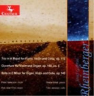 Choi; Isaacson; Janssen; Kwak-Piano Trio In A Major, Op. 112 (UK IMPORT)  CD NEW