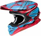 Shoei 2018 VFX-EVO Glaive TC-1 Motocross Offroad Helmet - Red