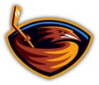 Atlanta Thrashers NHL Hockey Face Car Bumper Sticker Decal   - 3'', 5'' or 6'' $3.75 USD on eBay