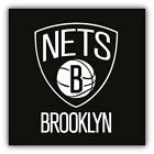 Brooklyn Nets NHL Combo Logo Car Bumper Sticker Decal - 9'', 12'' or 14'' on eBay