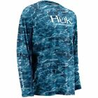 30% Off HUK ELEMENTS ICON LS Fishing Shirt--Pick Color/Size-Free Shipping image