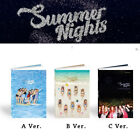 Twice 2nd Special Album [ Summer Nights ] CD+Booklet+Photo Card