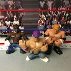 WWE Wrestling Mattel Rumbler Rumblers Figures Lot R-Truth John Cena Triple H