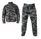 Subdued Urban Digital Camo Set Airsoft Paintball Clothes Pro