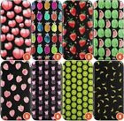 Fruity Patterns 2 Wallet Flexible Phone Case for iPhone | Fruity Cute Summe