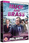 Mel Smith, Darien Angadi-Muck and Brass: The Complete Serie (UK IMPORT)  DVD NEW