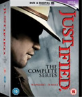 Timothy Olyphant, Jacob Pitts-Justified: The Complete Serie (UK IMPORT)  DVD NEW