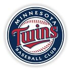 Minnesota Twins Round Decal / Sticker Die cut on Ebay