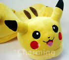 Pokemon Center Series Indoor Warm Soft Slippers Adult Size