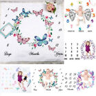 Kyпить Newborn Baby Girls Boy Blanket Milestone Photography Photo Props Shoots Cloth US на еВаy.соm