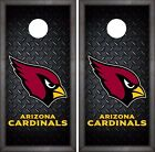 Arizona Cardinals Cornhole Skin Wrap NFL Team Football Luxury Decal Vinyl DR01 $39.99 USD on eBay
