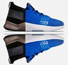 UNDER ARMOUR C1N CASUAL SHOE BLUE - WHITE - BLACK AUTHENTIC NEW IN BOX SELECT SZ