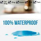 Hypoallergenic Waterproof Mattress Protector Fitted Premium by Utopia Bedding image
