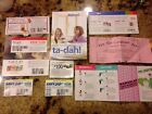 Coupons Kotex Huggies Biore GUM Mission Crest Downy Mary Kay