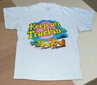 T shirt vintage Keep On Truckin reprint shirt new gildan all size men