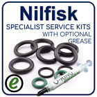 Nilfisk / Alto Pressure Washer Full O-Ring seal service Kit + Grease
