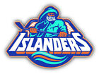 New York Islanders NHL Hockey Combo Logo Car Bumper Sticker - 9'', 12'' or 14'' $13.99 USD on eBay