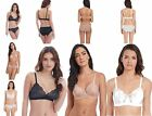 Wacoal Lace Affair Stretch Wire Free Soft Cup Bra Bralette 852256 All Sizes