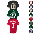 NFL Official Team Player Name & Number Jersey T-Shirt Collection Youth (S-XL) $4.89 USD on eBay