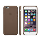 Case for iPhone 6/6s Plus 5.5 Apple OEM Slim Shockproof Leather Skin Cover