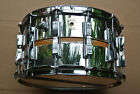 1993 Ludwig USA 8X14 COLISEUM SNARE DRUM CHROME-O-MAPLE for YOUR SET! LOT #D88