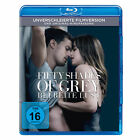 FIFTY SHADES OF GREY 3 BEFREITE LUST UNVERSCHLEIERTE  FILMVERSION DVD + Blu-ray