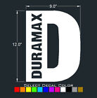 """Duramax Decals Window Tailgate Diesel Sticker 9"""" x 12"""" SELECT COLOR"""
