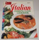 Australian Women's Weekly: The Italian Cooking Class Paperback CookBook - ede