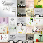 Removable Family Quote PVC Wall Sticker Daily Waterproof Home Decor Decals Mural